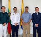 El CLAD cumple agenda de trabajo en Cartagena de Indias, Colombia