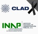 Condolencias al Instituto Nacional de Administración Pública (INAP) de México