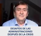 El CLAD dicta conferencia sobre los desafíos de las administraciones públicas después de la crisis