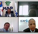 El CLAD agradece la labor de Ramón Ventura Camejo luego de 15 años de trabajo frente al MAP de la República Dominicana