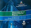Monitoreo de la administración pública 2004-2019