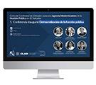 """El CLAD y la UCA inician """"Ciclo de Conferencias Virtuales para una Agenda Modernizadora de la Gestión Pública de El Salvador"""""""