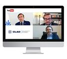 El CLAD y el BID dictan conferencia virtual internacional sobre la administración pública en casa: a un año del trabajo remoto en el sector público