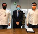El CLAD y la municipalidad de Tlajomulco firman convenio de cooperación institucional