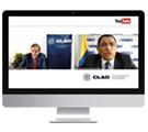 Diálogo del Secretario General del CLAD con Nerio José Alvis Barranco