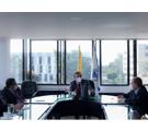 El Secretario General del CLAD cumple agenda de trabajo en Colombia
